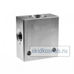 Корпус картриджного клапана ML-08W3-G03-A01 фото 1