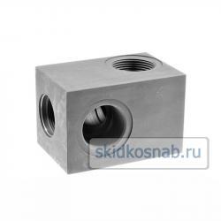 Корпус картриджного клапана ML-16A2-G10G-S02