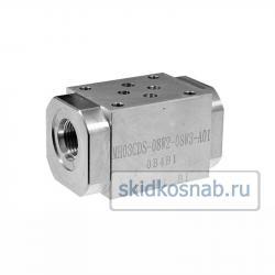 Корпус картриджного клапана MH03CDS-08W2-08W3-A01 фото 1