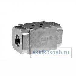 Корпус картриджного клапана MH03FPE-13A2-08W2-A01 фото 1