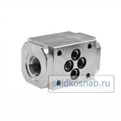 Корпус картриджного клапана MH03RPD-08W2-08W2-A01 фото 1