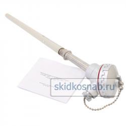 Термопреобразователь ТХА-022д L400-100 мм фото №1